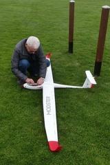 ASW 28 V2 Erstflug
