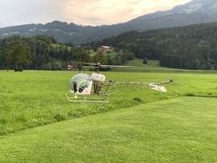Bell 47 G III